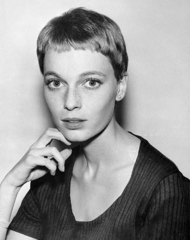 Inspiration Mia Farrow Beauty Banter