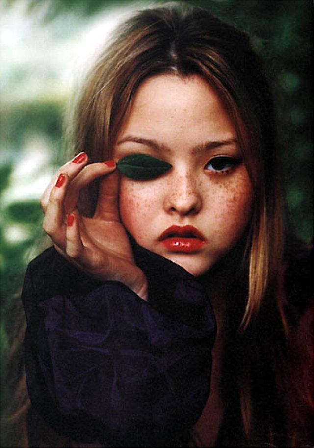 Trend Alert: Freckles For Fall - Beauty Banter | 640 x 914 jpeg 84kB