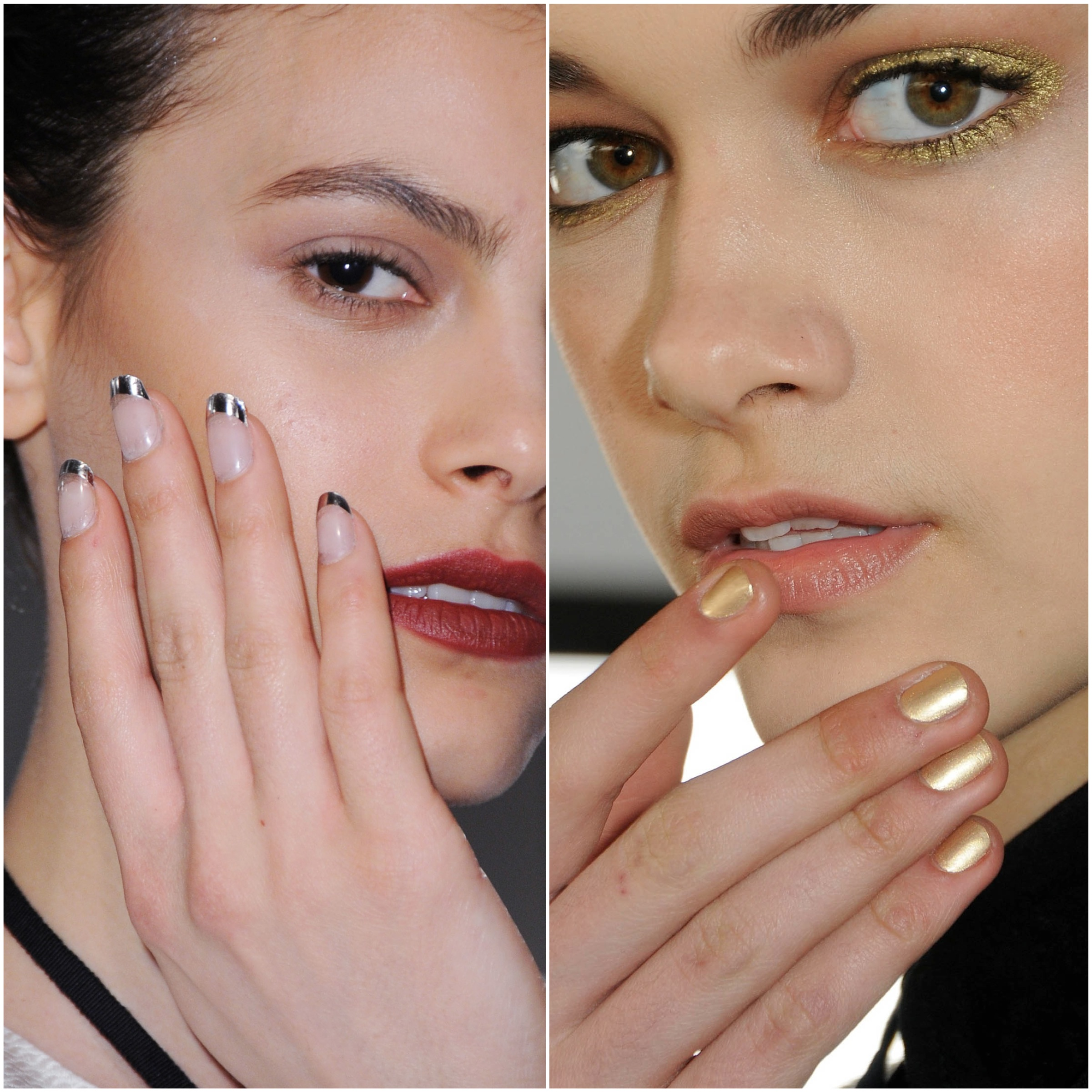 nail trends After eyeing these gorgeous nail art trends that debuted during new york fashion week, we're so excited that spring is finally here there's no shortage of.