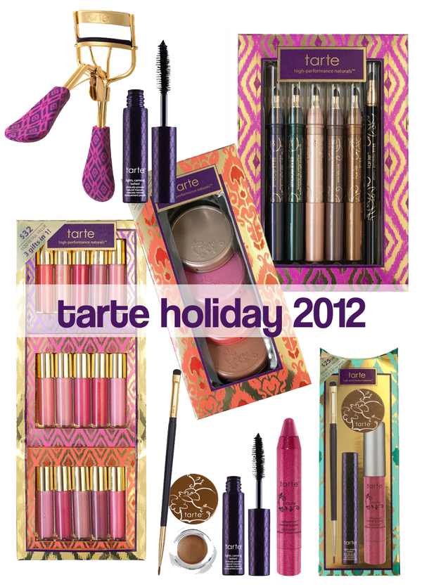 tarte 2012 for beautybanter