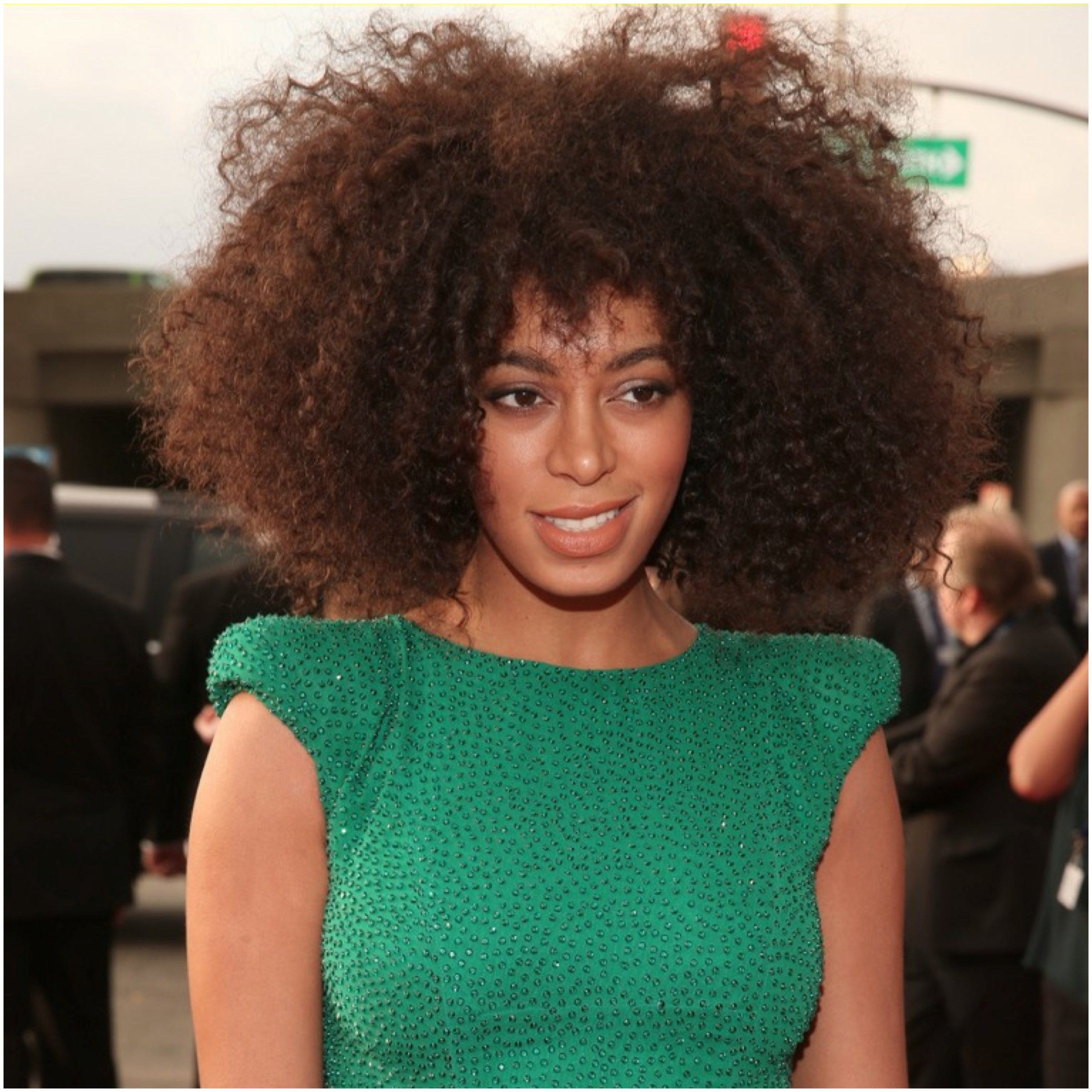 Solange Knowles Beauty Banter