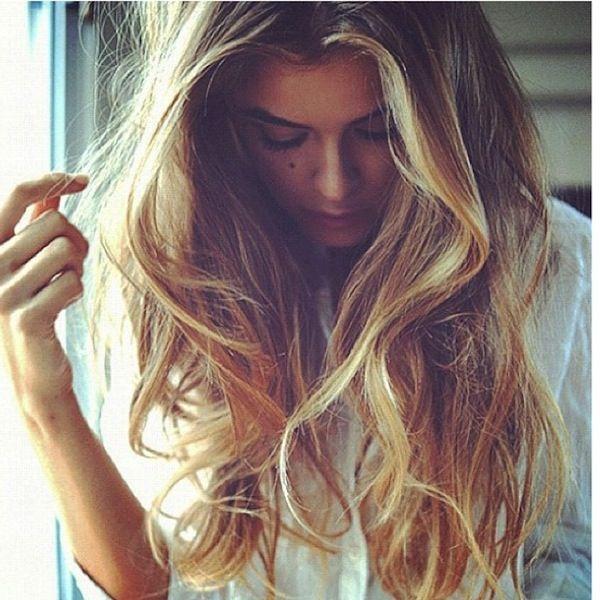 """Résultat de recherche d'images pour """"wavy hair natural"""""""