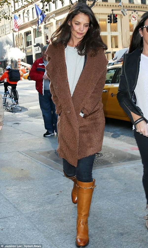 The Best Fall Boots Of 2014