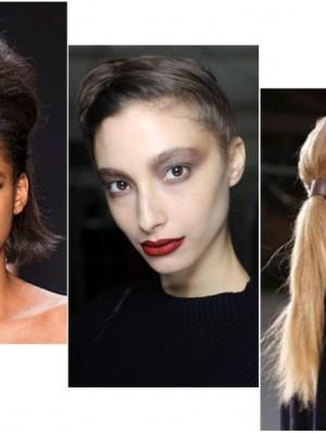 NYFW 2015 beauty trends