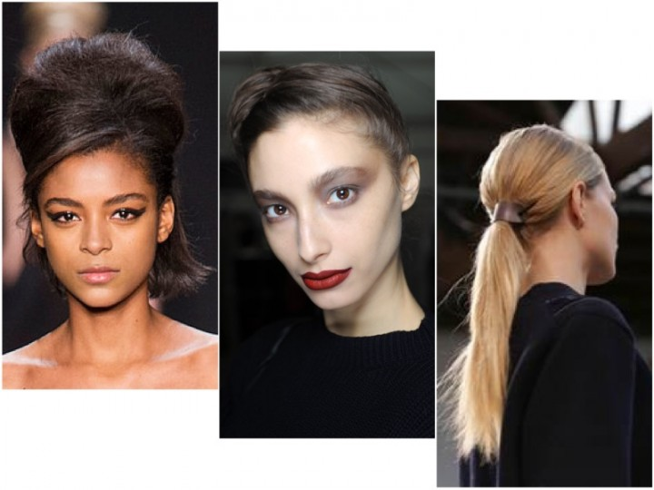 NYFW 2015 beauty trends