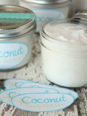 Labels_Coconut_Body_Butter