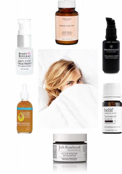 natural acne remedites