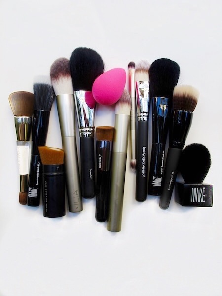 Pro Brush Powder By Nyx Professional Makeup: How To Use Every Makeup Brush Like A Pro