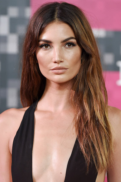 LOS ANGELES, CA - AUGUST 30:  Model Lily Aldridge arrives at the 2015 MTV Video Music Awards at Microsoft Theater on August 30, 2015 in Los Angeles, California.  (Photo by Axelle/Bauer-Griffin/FilmMagic)