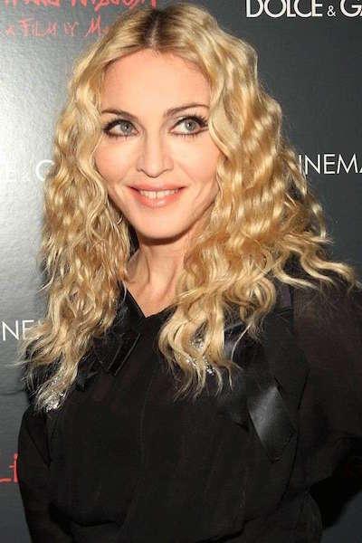 madonna-hair-look