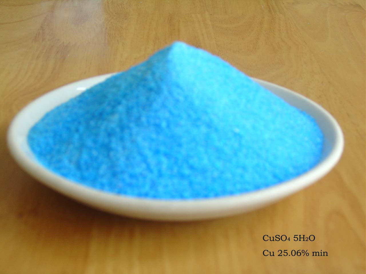 copper sulfate pentahydrate Copper(ii) sulfate, also known as cupric sulfate, or copper sulphate, is the  inorganic compound  the pentahydrate form, which is blue, is heated, turning  the copper sulfate into the anhydrous form which is white, while the water that  was.