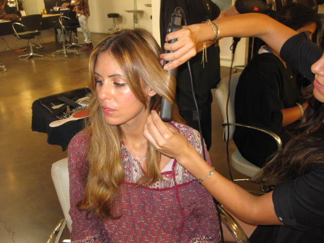 How To Flat Iron Curls Beauty Banter