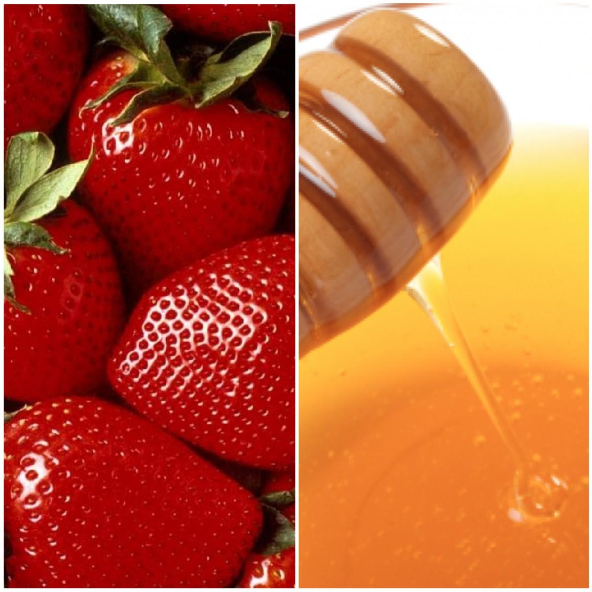 Diy Strawberry Honey Acne Mask Beauty Banter