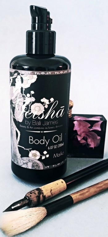 Body: Geisha By Bali James - Beauty Banter