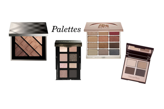 eye palettes for fall